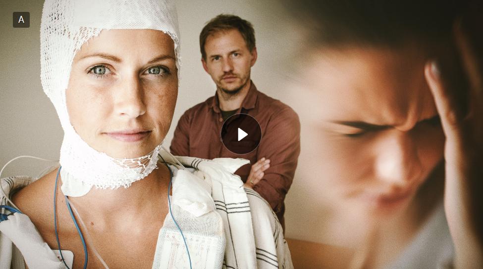NRK ekstrem hodepine