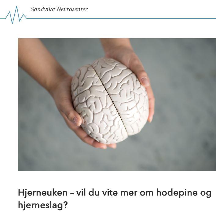 Sandvika Nevrosenter